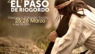 Cartel de EL Paso de Riogordo de la Semana Santa de 2016