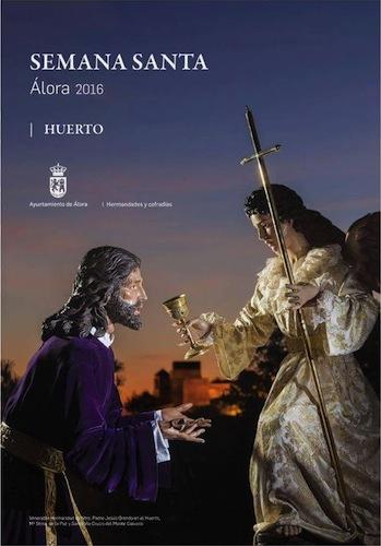 Cartel Oficial de la Semana Santa de Álora 2016