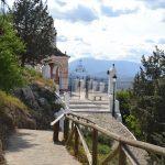 Camino y entrada de la Ermita la Virgen de Cártama
