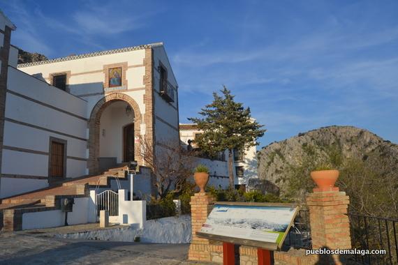 Ermita de la Virgen de Gracia en Archidona