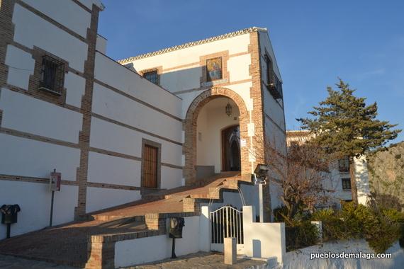 Ermita de Nuestra Señora de Gracia en Archidona