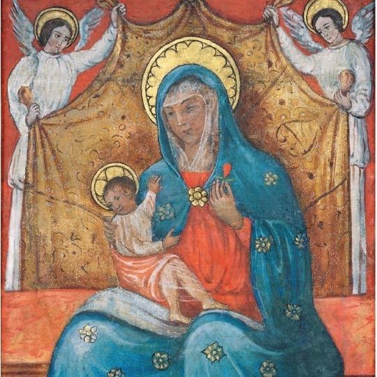 Santísima Virgen de Gracia, Patrona princial de Archidona y su comarca