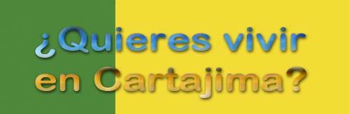 Cartajima ofrece casas baratas en alquiler y trabajo a familias con niños