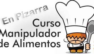 Curso de Manipulador de Alimentos en Pizarra