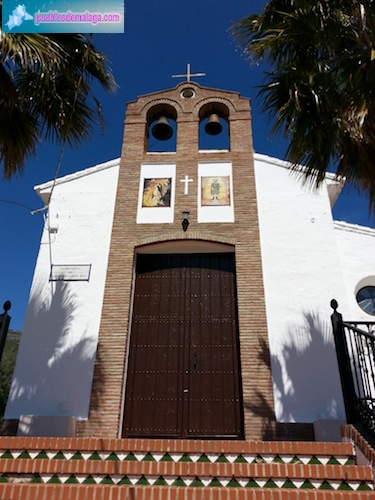 Iglesia de Mondrón en Abril de 2016