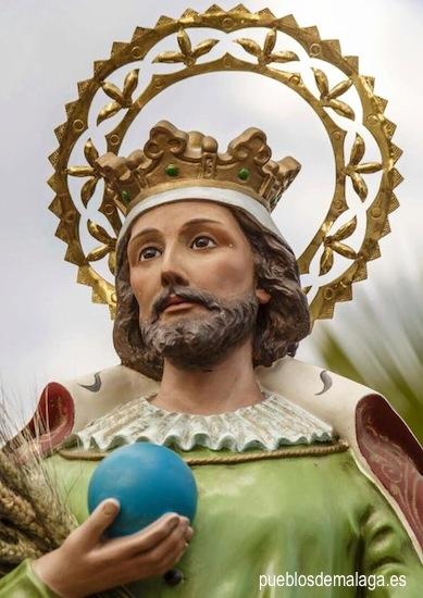 El patrón de Mondrón es San Fernando Rey