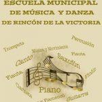 Abierto el plazo de preinscripción en la Escuela Municipal de Música y Danza de Rincón de la Victoria