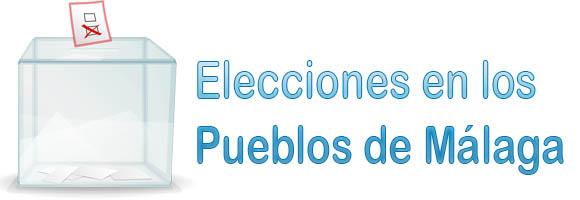 Elecciones en los Pueblos de Málaga