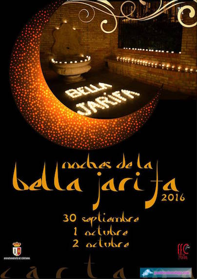 VII Noche de la Bella Jarifa de Cártama