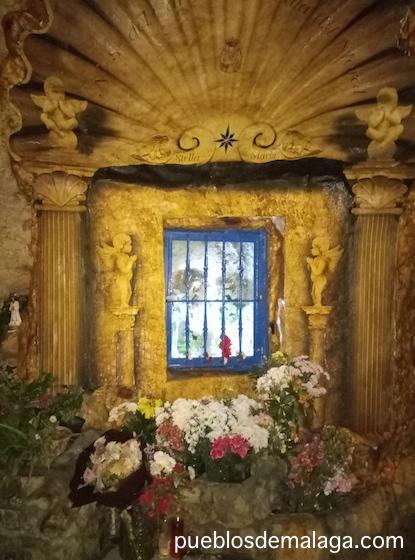 Ermita de la Virgen del Carmen de La Cala del Moral