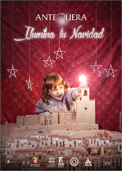 Antequera, Ilumina tu Navidad