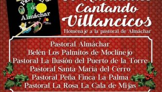 Pastoral de Villancicos en Villanueva de la Concepción