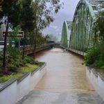 Inundaciones en Cártama el 4 de diciembre de 2016