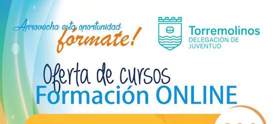 Cursos online en Torremolinos