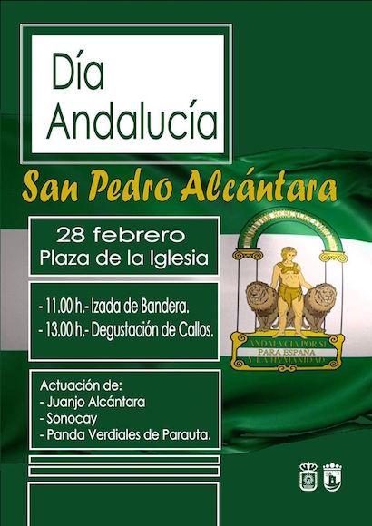 #28F #DiadeAndalucía San Pedro de Alcantara