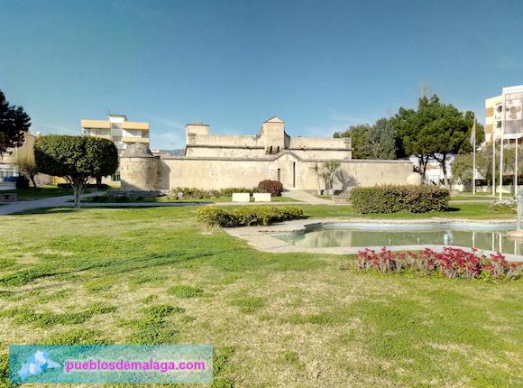 Castillo de Bezmiliana en Rincón de la Victoria