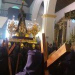 Nuestro Padre Jesús Nazareno en la Iglesia de Almogía