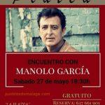 Manolo García en Alhaurín de la Torre