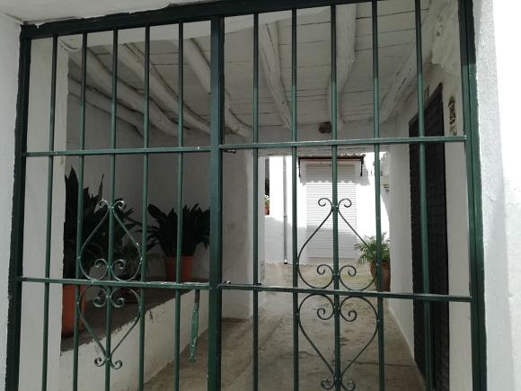 Casa típica en Alpandeire