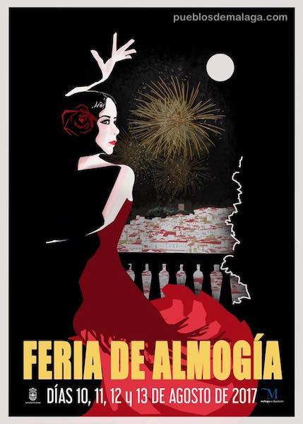 Cartel Feria de Almogía 2017