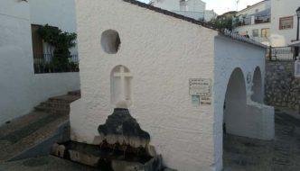 Lavadero y Fuente de La Jaula