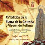 Fiesta de la Castaña y Virgen de Fátima de Pujerra