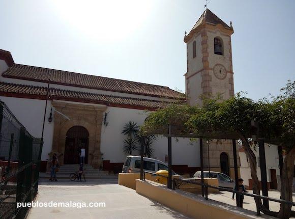 Iglesia de San Pedro CártamaIglesia de San Pedro Cártama