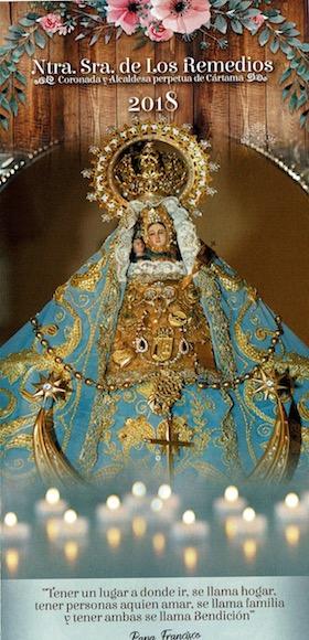 Virgen de Los Remedios de Cártama