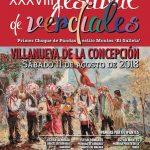 Festival de Verdiales Villanueva de la Concepción 2018