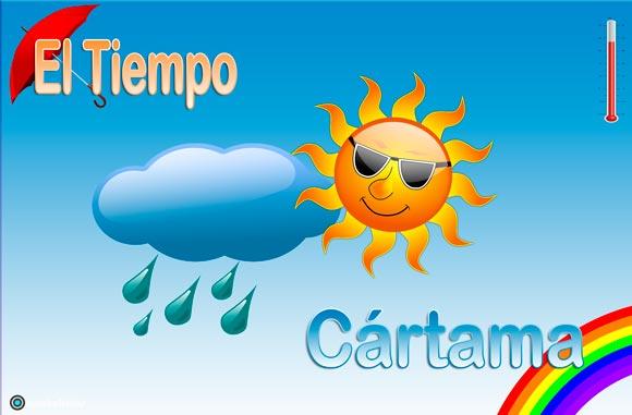 El Tiempo en Cártama. Pronostico del tiempo, temperaturas, lluvias, estado del rio Guadalhorce y tiempo previsto por horas de AEMET, Meteoblue y estaciones meteorológicas e Cártama pueblo y Cártama Estación