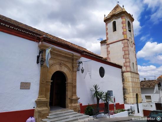 Iglesia de San Pedro Apóstol de Cártama