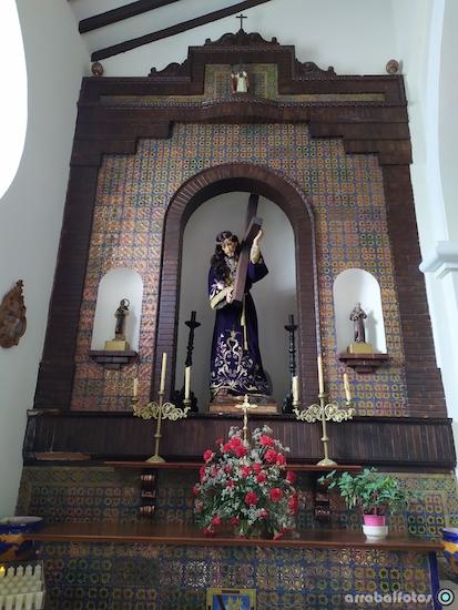 Nazareno de la Iglesia San Pedro Apóstol de Cártama