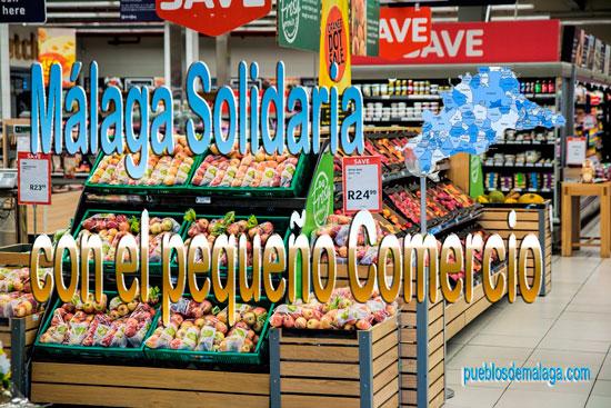cadena de solidaridad ciudadana con negocios malagueños que estén abiertos y sirviendo a domicilio. 💪🏼 Es hora de que ayudemos a esos pequeños empresarios que siguen trabajando en nuestros barrios. 👏🏼 Queremos que esta lista vaya creciendo en cada eslabón con nuevas aportaciones. #YoMeQuedoEnCasa #MálagaResiste