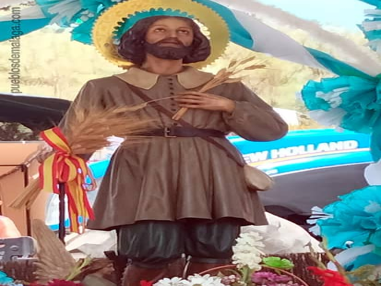 Romería San Isidro de Almogia