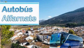 Autobuses Malaga Alfarnate y Alfarnate Malaga