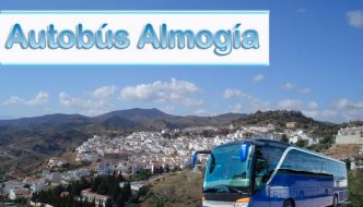 Autobuses Malaga Almogía y Almogía Malaga