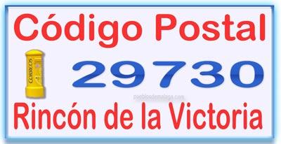 Código Postal de Rincon de la Victoria
