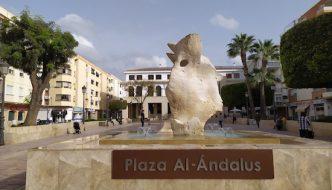 Plaza Al-Andalus de Rincón de la Victoria