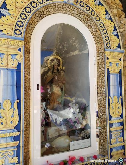 Virgen del Carmen del Rincón de la Victoria