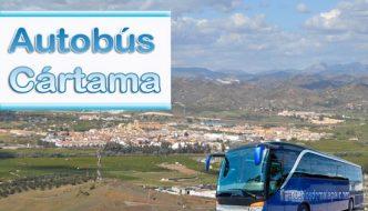 Autobuses Malaga Cártama